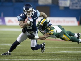 edmonton vs toronto cfl betting in canada august 17 2013