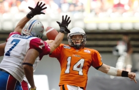 Lions vs Alouettes CFL Betting Preview August 22 2013